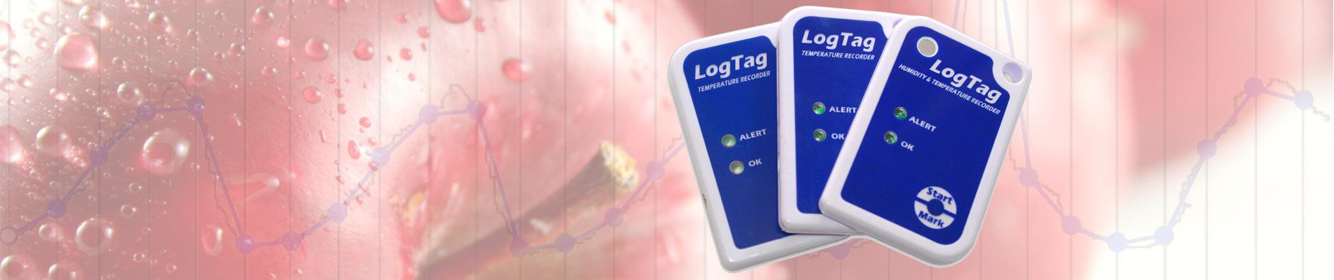LogTag - Temperature recorder